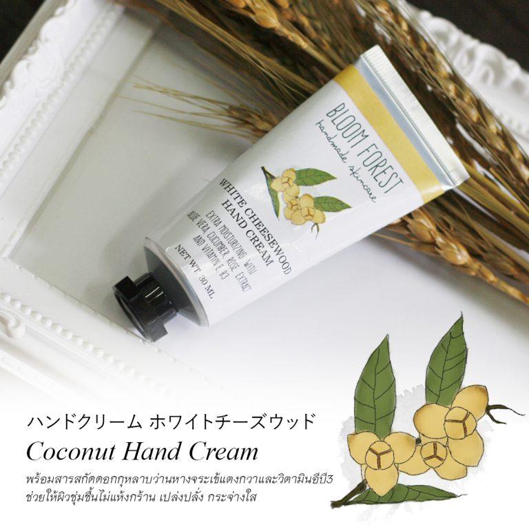 ผลิตครีมทามือ ผลิตแฮนด์ครีม ผลิตครีมบำรุงมือ ผลิต Hand cream สร้างแบรนด์